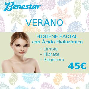 Higiene Facial web