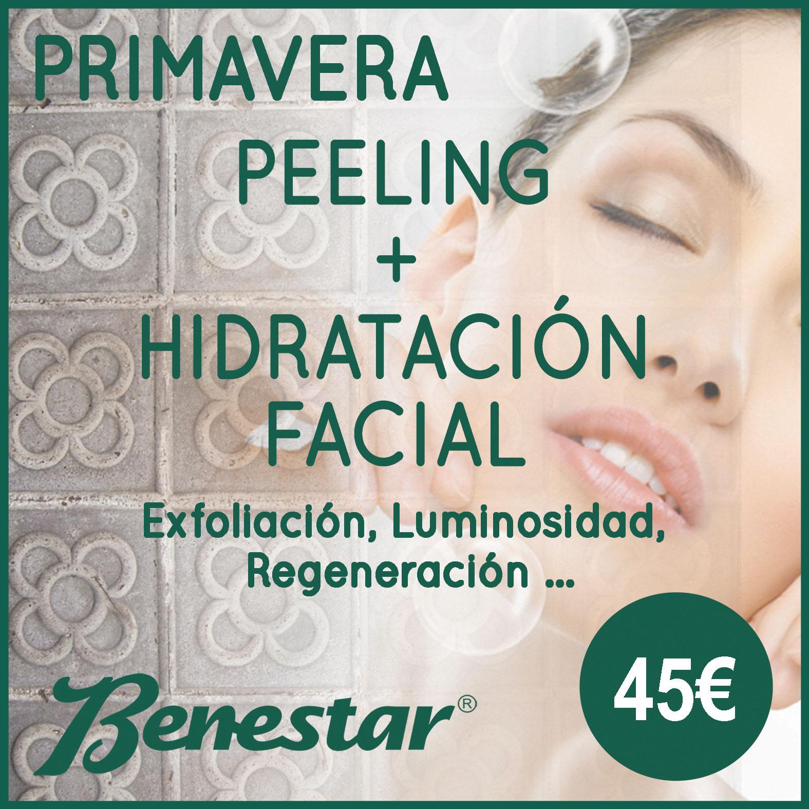 Peeling-hidratacion-facial-centro-estetica-barcelona