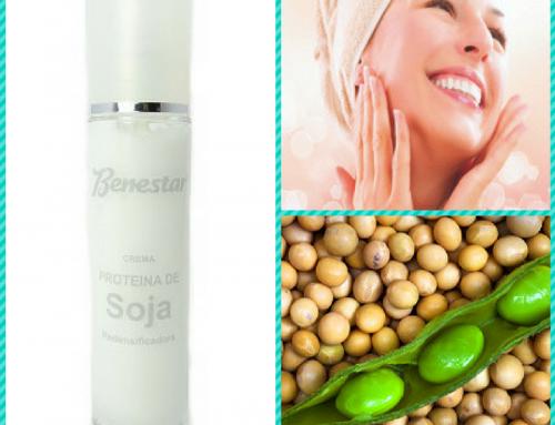La Proteína de Soja: acción sobre la piel