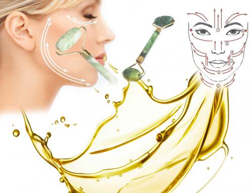 El Rodillo de Jade: pura energía mineral para alisar tu piel